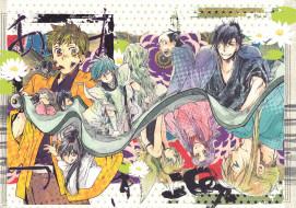 аниме, amatsuki, персонажи