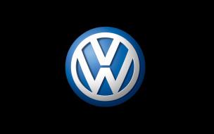 бренды, авто-мото,  volkswagen, фон, логотип