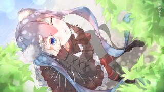 аниме, vocaloid, hatsune, miku