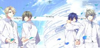 аниме, norn9, парни