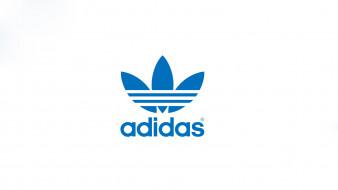 бренды, adidas, фон, логотип