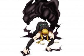 аниме, guilty gear, zato-1