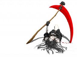 аниме, guilty gear, testament