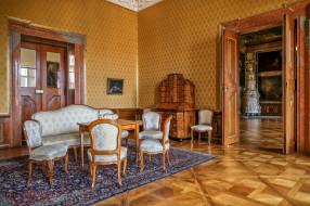 интерьер, дворцы,  музеи, диван, стулья, ковер