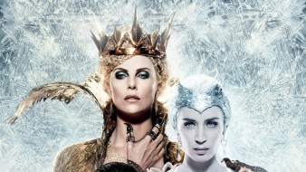 кино фильмы, the huntsman winter`s war, blunt, emily, theron, charlize