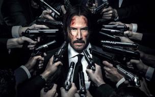 john wick chapter 2, кино фильмы, -unknown , другое, пистолеты
