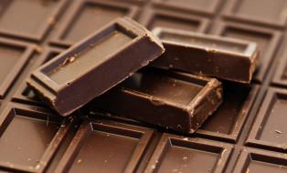 еда, конфеты,  шоколад,  сладости, плитка, куски, шоколад