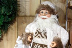 праздничные, дед мороз,  санта клаус, санта, игрушечный