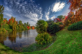 обои для рабочего стола 2048x1356 природа, реки, озера, лес, река