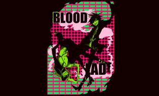 обои для рабочего стола 2000x1214 аниме, blood lad, кровавый, парень