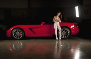 автомобили, -авто с девушками, фон, взгляд, автомобиль, девушка