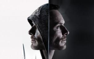 кино фильмы, assassin`s creed, assassins, creed, michael, fassbender