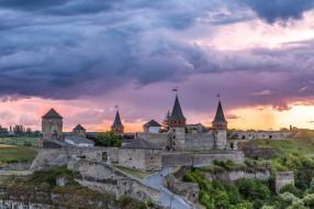 kamianets-podilsky&, 239,  castle, города, - дворцы,  замки,  крепости, замок