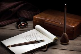 обои для рабочего стола 3000x2002 разное, канцелярия,  книги, блокнот, чернила, ручка