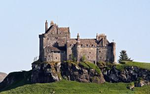duart castle,  scotland, города, - дворцы,  замки,  крепости, scotland, duart, castle