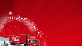 бренды, coca-cola, фон, автомобиль