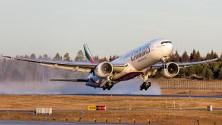boeing 777-31h, er, авиация, пассажирские самолёты, авиалайнер