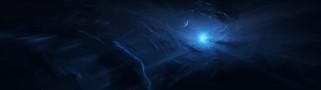 космос, арт, планета, вселенная, галактика, звезды, туманность