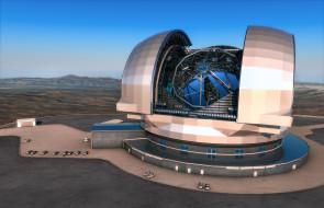 3д графика, моделирование , modeling, телескоп
