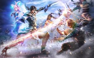 видео игры, dynasty warriors, dynasty, warriors, godseekers