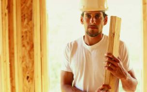 мужчины, - unsort, каска, строитель
