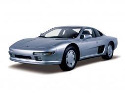 nissan mid4 type-ii concept 1987, автомобили, nissan, datsun, concept, type-ii, 1987, mid4