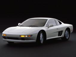 nissan mid4 type-ii concept 1987, автомобили, nissan, datsun, concept, type-ii, mid4, 1987