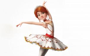 мультфильмы, ballerina, felicie, milliner