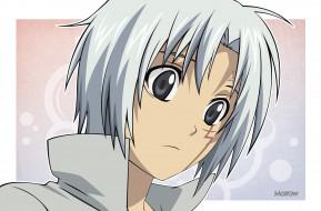 аниме,  gray-man, allen, walker