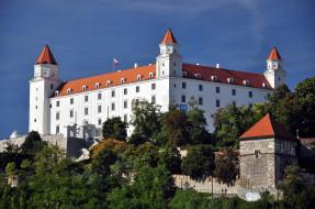 братислава, города, братислава , словакия, дворец