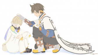 аниме, tales of zestiria, персонаж