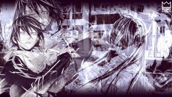 аниме, noragami, бездомный, бог
