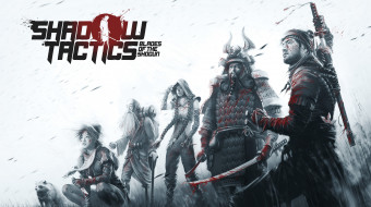 shadow tactics,  blades of the shogun, видео игры, тактика, action, blades, of, the, shogun, shadow, tactics