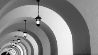 разное, элементы архитектуры, фонари, арки, своды