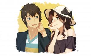 аниме, kimi no na wa, tachibana, taki