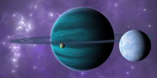 вселенная, звезды, планеты