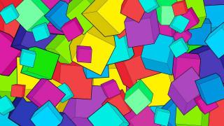 цвета, кубики