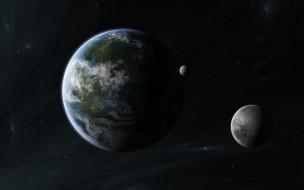 звезды, планеты, вселенная