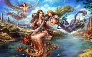 fantasy, фэнтези, существа, фэнтази