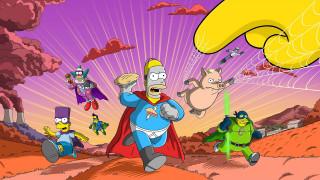 мультфильмы, the simpsons, симпсоны