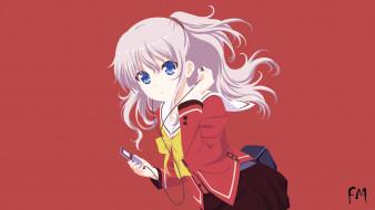 аниме, charlotte, девушка