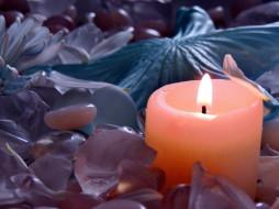 разное, свечи, огонек