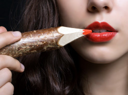 разное, губы, карандаш