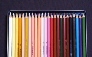 разное, канцелярия,  книги, набор, карандаши, цветные
