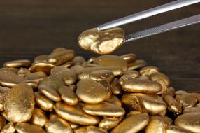разное, золото,  купюры,  монеты, кусочки, пинцет