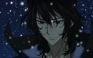 аниме, vampire knight, парень