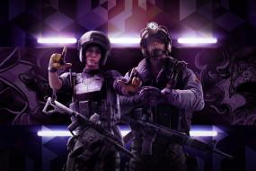 Tom Clancy`s Rainbow Six, Siege, шутер, action