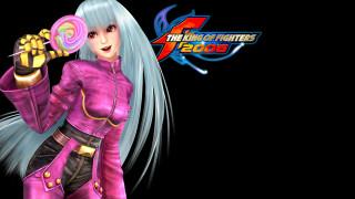 видео игры, the king of fighters 2006, персонаж