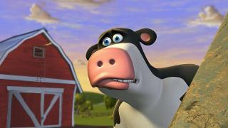 мультфильмы, barnyard,  the original party, персонаж