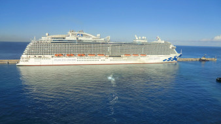 royal princess, корабли, лайнеры, лайнер, круиз